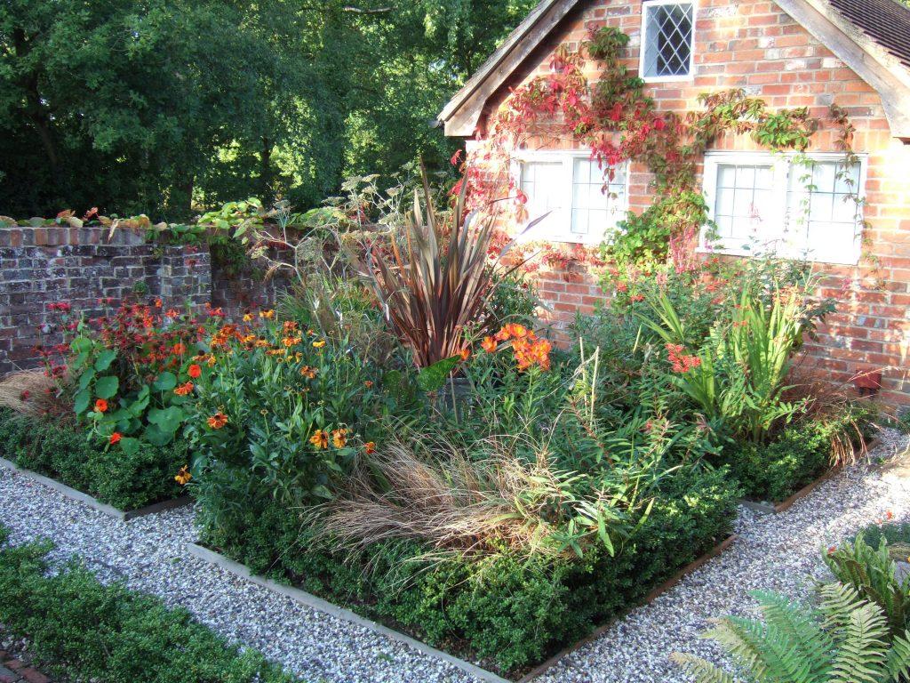 como hacer diseño de jardines pequeños