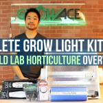 Hydroponic Grow Light Kit Guide | Yield Lab Hydro Review