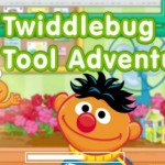 Sesame Street A Twiddlebug Tool Adventure With Ernie Garden Game For Kids