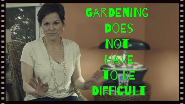 Miracle Grow Indoor Garden — Gardening for the beginner