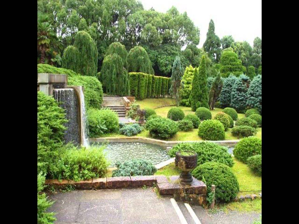 Dise o de jardines peque os gardening video forum for Aspiradoras para jardin
