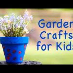 Garden craft design ideas for kids