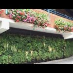The Rain Garden Vertical gardens Watered rainwater by Treebox