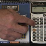 Introduction to the Construction Master Pro calculator