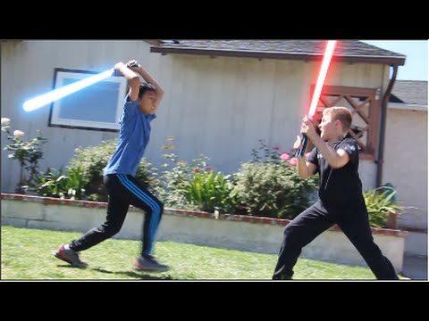 REVENGE OF THE KIDS – How Kids Play Star Wars