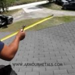 How To Measure And Install Multi Rib Metal Roofing Part 1