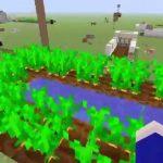 Minecraft vertical farm
