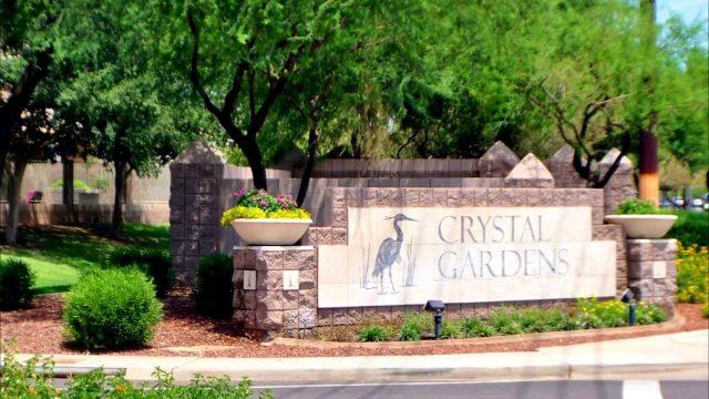 Crystal Gardens, Avondale, AZ