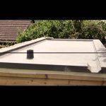 Creating a Low Impact Garden Store with Sedum Wildflower Green Roof, Hart Design & Construction Bath