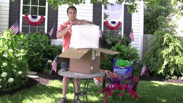 The Window Box Guy™, 732-895-6262, Unboxing, Mayne Planter, Deck Planter Boxes, Railing Planters