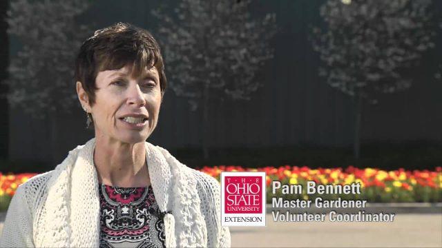 Pam Bennett OSU Extension State Master Gardener Volunteer Coordinator
