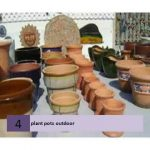 Buy Pots and Planters from our Garden Décor and Lighting