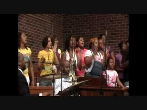 New Zion Youth and Young Adult Choir – Search Me Lord