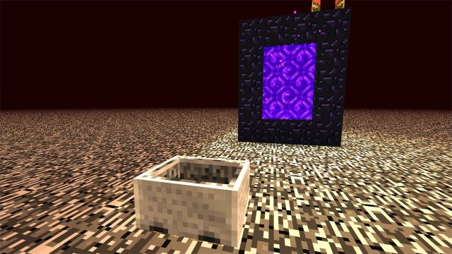 Dach des Nethers in Minecraft 1.9! – Sparks Pro Tipp
