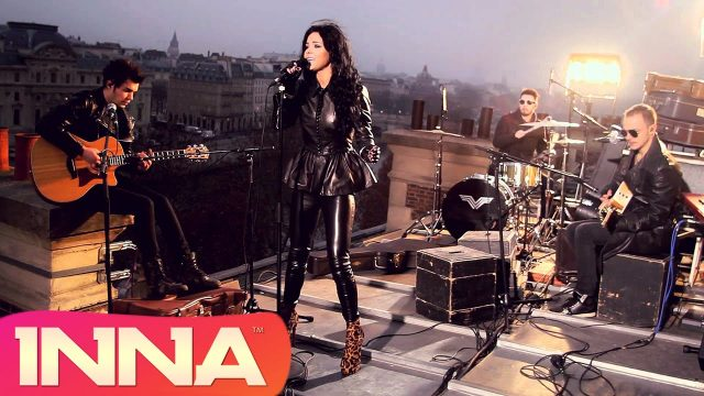 INNA – Club Rocker | Rock the Roof @ Paris