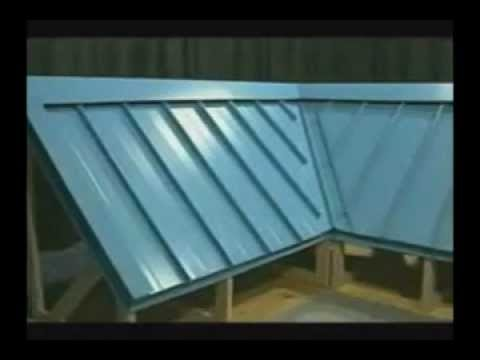 """""""How To Install Standing Seam Metal Roof"""" by ATAS"""