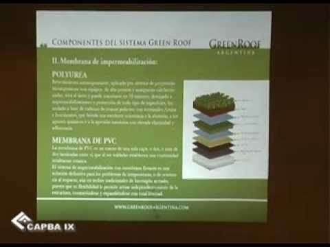 Green Roof Argentina | Sr. Pablo Rosati | Parte I