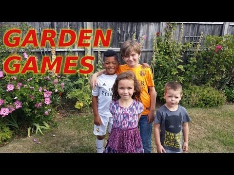 GG Kids – Garden Games – Lots of Funny Fun