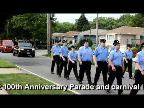 Garden City Park Fire Department 100th Anniversary Parade and Carnival
