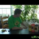 How to Mix & Add Nutrients for a Hydroponic Aeroponic System