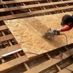 HOW TO INSTALL PLWOOD SHEATHING!.The .best installation video. Roofing video