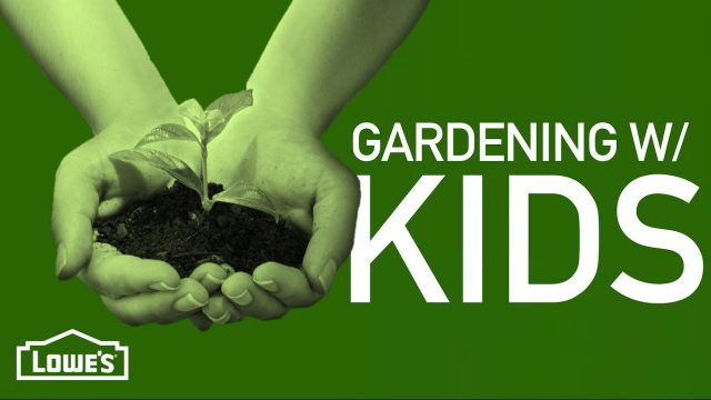 Gardening with Kids | Gardening Basics w/ William Moss
