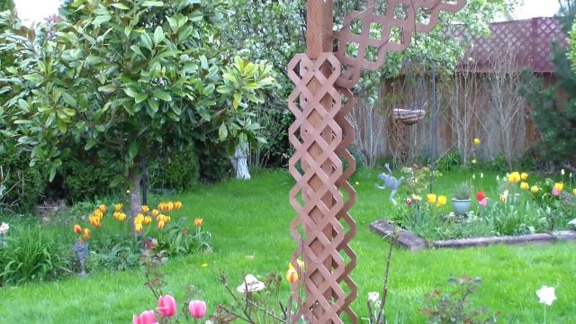 Pacific Northwest USA-Master Gardeners series – 4/17/13 Garden tour & Diary – by Darlene