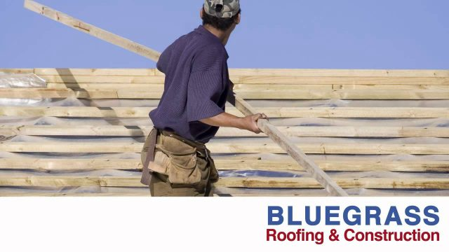 Blue Grass Roofing & Construction Video | Construction Services in Emmince