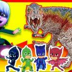 Masha and the Bear / PJ Masks / NEW Surprise Eggs / FINGER FAMILY