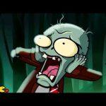 Plants Vs Zombies All Stars Trailer : Great Wall Gargantuar Battle With New Plants