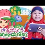 Strawberry Shortcake ❤ Candy Garden ❤ Game for Kids