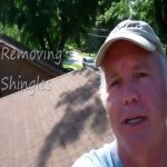 How-to Remove Asphalt Roofing Shingles