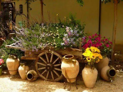 Home depot garden ideas