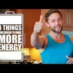 3 Ways to Get More Energy & Increase Mental Focus!