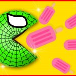 Spiderman Toys Surprise Eggs For Children – Spiderman Coloring Eggs – Video Learning For Kids