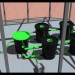 Alien® RDWC set up video XL Hydroponic system DWC