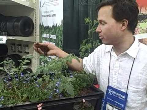 Easiest Raised Bed Kit, Vertical Growing and Self-Watering Containers & more at the 2011 Garden Show