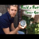 Bottle Tower Gardens – How to Build and Plant