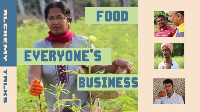 """How to Start Organic Farming  & Tips on Vegetable Cultivation""_♥ Alchemy Talks,India"