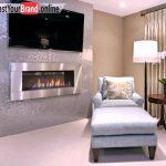 Entspannung Zu Hause Gemütlichkeit Wohnzimmer Daybed Wohnwand Modern Kamin
