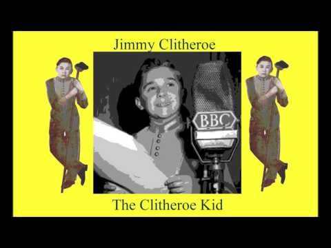 Jimmy Clitheroe. The Clitheroe Kid. Dig that crazy garden. Old Time Radio Show