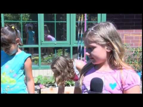 Kids learn gardening as part of MSU Extension project