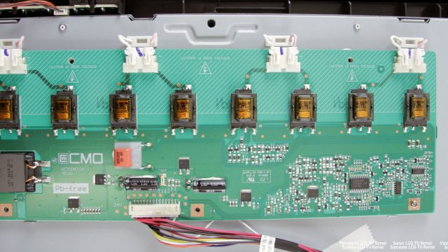 LCD TV Repair Tutorial – Backlight Inverter Common Symptoms & Solutions – How to Fix LCD TVs