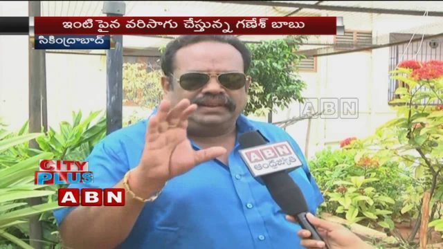 Man Grows Plants And Crops On Roof At Secunderabad | ABN Telugu (22-07-2016)