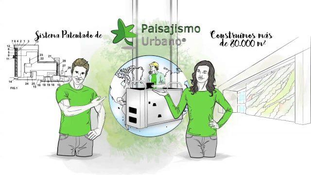 Jardines Verticales ~ Conoce a los mejores diseñadores en Paisajismo Urbano