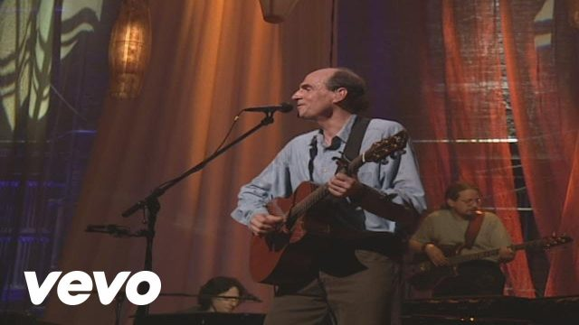 James Taylor – Up On The Roof (Live At The Beacon Theater)