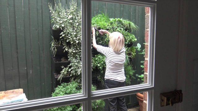 Wallgarden Multi-hang – Vertical Garden Installation & Operation