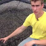 Weston – Installing a Rubber roof over gravel roof. Fast and easy. Ridgefield