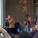 """Black Dog"" – Robert Plant @ Taste of Chicago – Petrillo Music Shell, Chicago, IL. 7-12-2013"