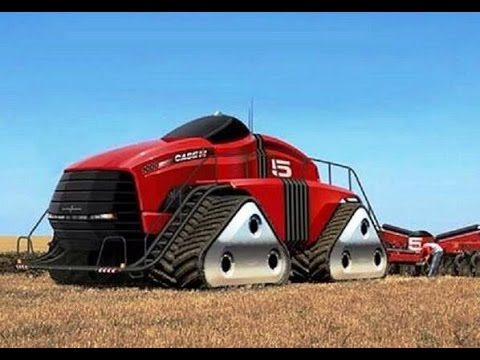 future farming equipment, concept agriculture machinery, modern agriculture equipment compilation
